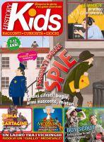 Copertina BBC History Kids n.8