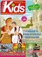 Copertina BBC History Kids n.9