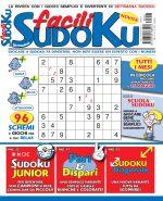 Copertina Facili Sudoku n.1