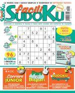 Copertina Facili Sudoku n.10