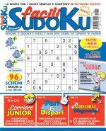 Copertina Facili Sudoku n.11