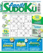 Copertina Facili Sudoku n.12
