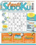 Copertina Facili Sudoku n.13