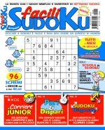 Copertina Facili Sudoku n.5