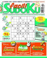 Copertina Facili Sudoku n.6