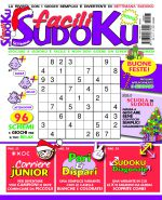 Copertina Facili Sudoku n.7