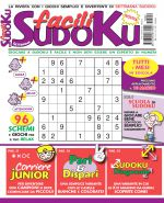 Copertina Facili Sudoku n.9