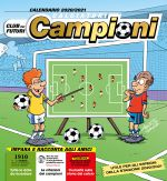 Copertina Calendario - Agenda/Calciatori n.1