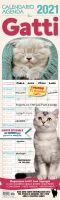 Copertina Calendario - Agenda/Gatti n.1