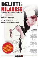 Copertina Libro Delitti alla Milanese n.1