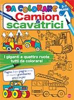 Copertina Colora e Gioca Camion n.1