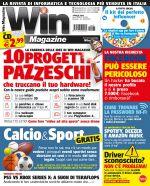 Copertina Win Magazine n.276