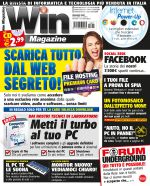 Copertina Win Magazine n.277