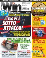 Copertina Win Magazine DVD n.274