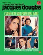 Copertina Jacques Douglas  n.1