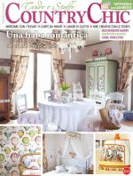 Copertina Tende Stoffe Country Chic n.63