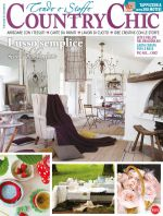 Copertina Tende Stoffe Country Chic n.64