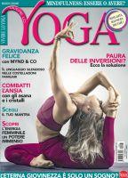 Copertina Vivere lo Yoga Plus Bis n.1