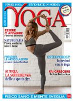 Copertina Vivere lo Yoga Plus Bis n.2
