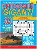Copertina Crittografici Giganti n.1