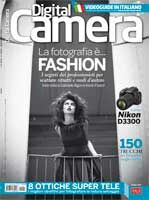 Copertina Digital Camera Magazine n.142