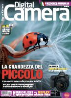 Copertina Digital Camera Magazine n.182