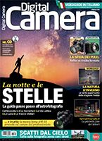 Copertina Digital Camera Magazine n.186