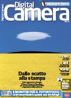 Copertina Digital Camera Magazine n.188