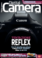 Copertina Digital Camera Magazine n.205