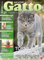 Copertina Gatto Magazine n.135