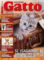 Copertina Gatto Magazine n.139