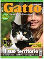 Copertina Gatto Magazine n.90
