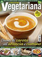 Copertina La Mia Cucina Vegetariana n.60