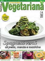 Copertina La Mia Cucina Vegetariana n.63