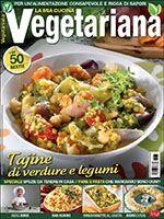 Copertina La Mia Cucina Vegetariana n.68