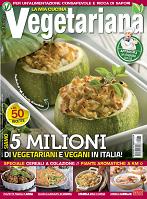 Copertina La Mia Cucina Vegetariana n.73
