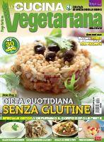 Copertina La Mia Cucina Vegetariana n.81