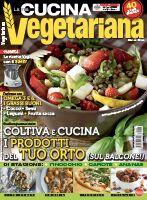 Copertina La Mia Cucina Vegetariana n.88