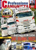 Copertina Professione Camionista n.219