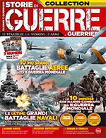 Copertina Guerre e Guerrieri Anthology n.3