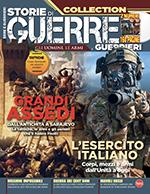 Copertina Guerre e Guerrieri Anthology n.5