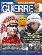 Copertina Guerre e Guerrieri Anthology n.6