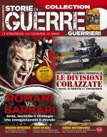 Copertina Guerre e Guerrieri Anthology n.7