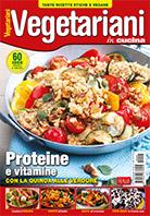 Copertina Vegetariani in Cucina n.45
