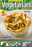 Copertina Vegetariani in Cucina n.50