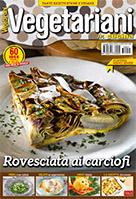 Copertina Vegetariani in Cucina n.51