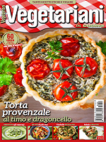 Copertina Vegetariani in Cucina n.53