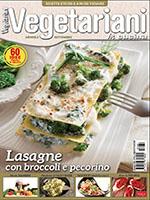 Copertina Vegetariani in Cucina n.55