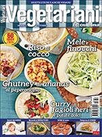 Copertina Vegetariani in Cucina n.56