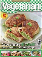 Copertina Vegetariani in Cucina n.57